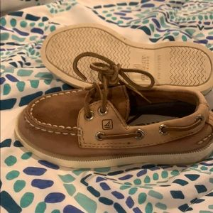 Toddler Sperry top sider